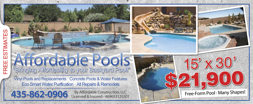 March 2012 Affordable Pools